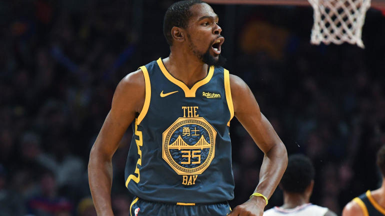 new concept bd979 950e3 Would Kevin Durant Actually Skip Town? - Powcast Sports
