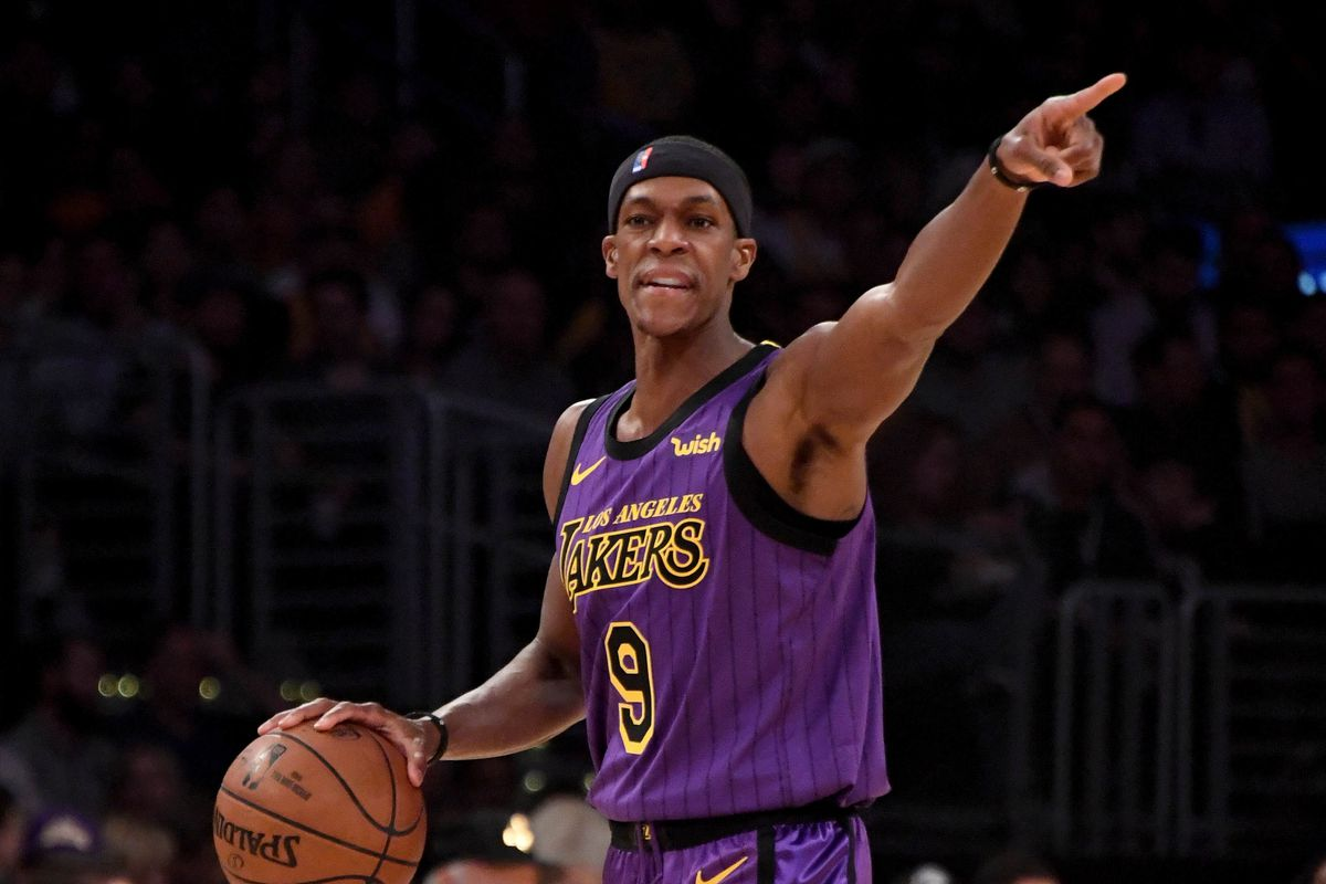 Rajon Rondo To Miss Several Weeks Due To Hand Injury