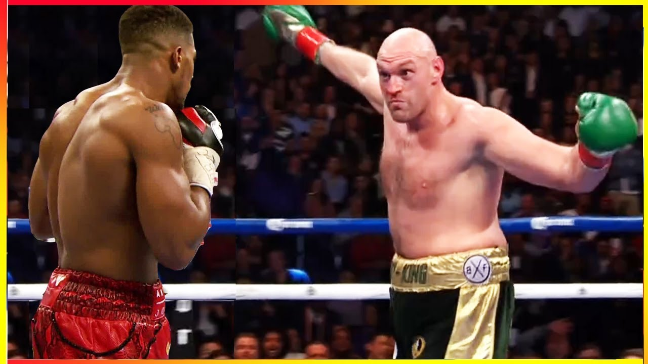 Upcoming Boxing Fights