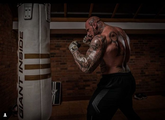 All You Need To Know About Martyn Ford 2019 Mma Debut